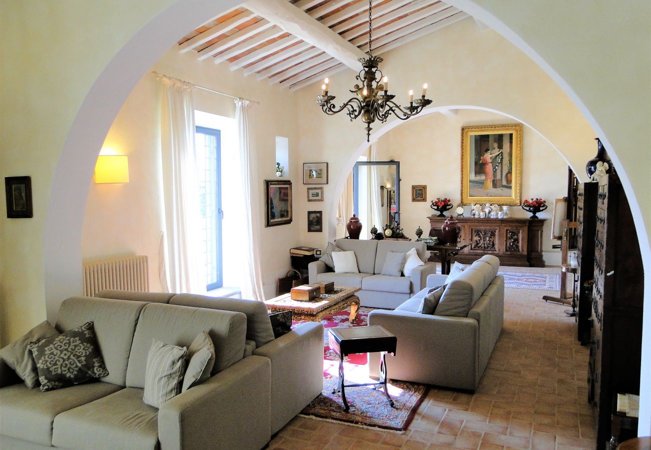 Villa in Carmignano - Smart Working  with Panorama & Jacuzzi